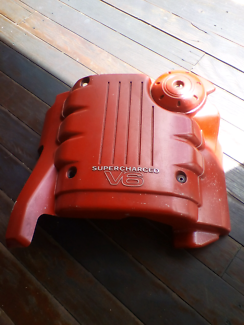 L67 engine cover