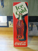 Coca Cola Porcelain Advertising Signs