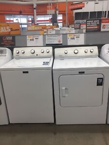 Brand new washer dryer for sale 1200