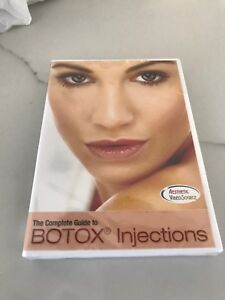 Brand new Botox and dermal filler instructional video