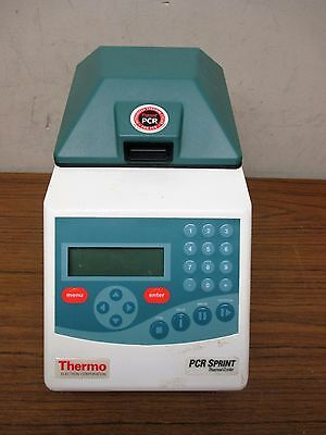 Thermo Electron Hybaid Pcr Sprint Thermal Cycler Sprt001 Issue 3 Hbsp02110
