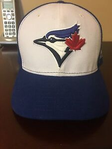 Blue Jays new era fitted cap