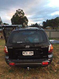 Urgent Hyundai Santa Fe 4wd 2002 low km Melbourne CBD Melbourne City Preview