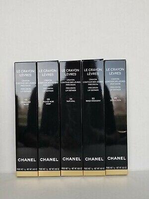 Chanel Lip Liner Le Crayon Levres - CHANEL Le Crayon Levres Precision Lip Definer - NIB
