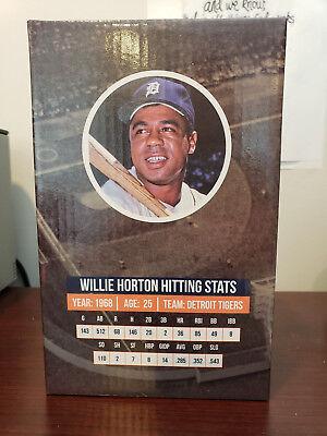 1968 Willie Horton Detroit Tigers 50Th Anniversary Bobblehead Brand New In Box