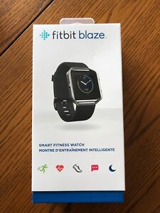 Black Small Fitbit Blaze