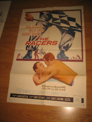 The Racers Original 1sh Movie Poster