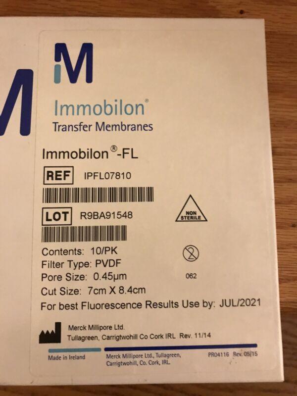Millipore Immobilon Transfer Membranes IPFL07810