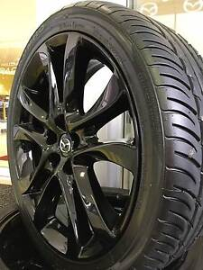 """Mazda 3 w + t package Mazda 6 19"""" with tyres to suit Mazda 3 Penrith Penrith Area Preview"""
