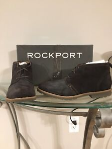 New in box rockport boots - size 9.5