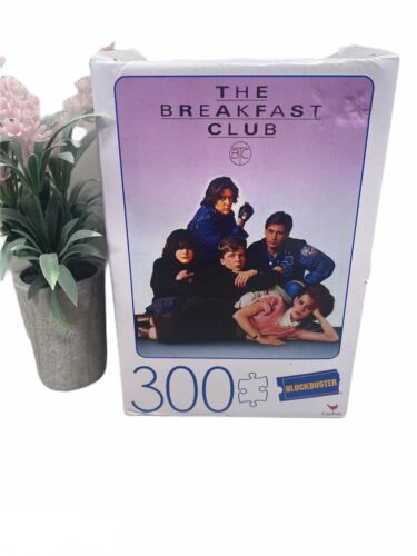 The Breakfast Club Movie Poster 300 Piece Jigsaw Puzzle Bloc