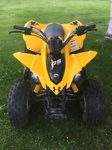 Can Am DS90 ATV 90cc