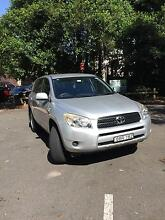 2007 Toyota RAV4 - Very Low Kms Summer Hill Ashfield Area Preview