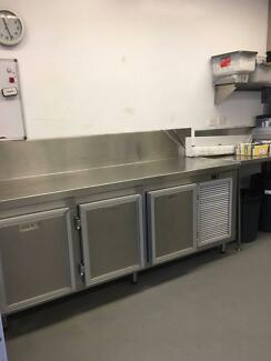 Casual or Permanent Commercial Kitchen Hire