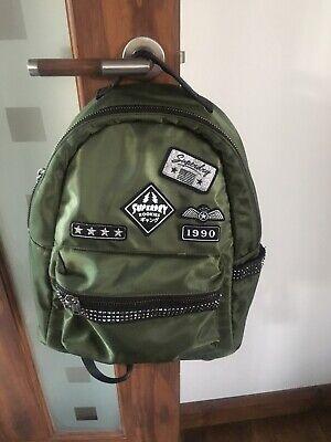 Used, SUPERDRY Men's Ladies School Girls Boys Backpack Rucksack for sale  South Ockendon