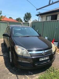 Black Holden Astra 2006 ***cheap sale***