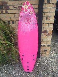 Kids Softboard Surf board Burleigh Waters Gold Coast South Preview