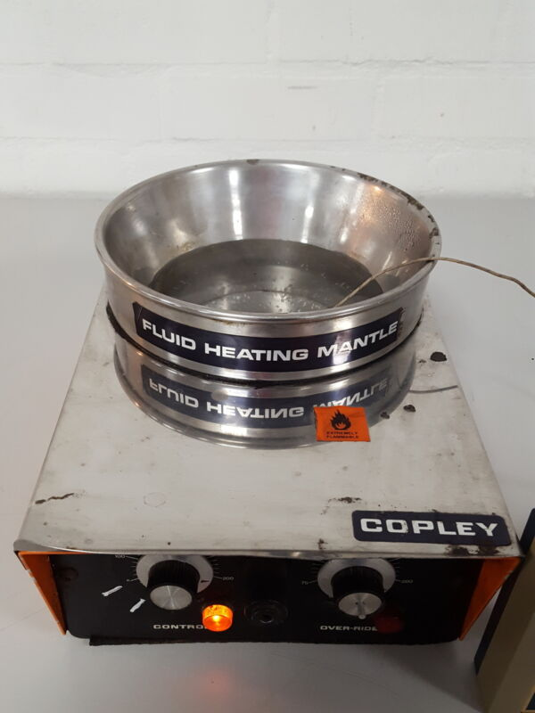 Copley Liquid Fluid Heating Mantle Lab Heating Equipment