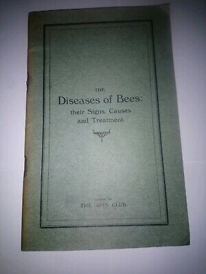 The Diseases Of Bees Their Signs Causes And Treatment Apis Club (The Bee Cause)