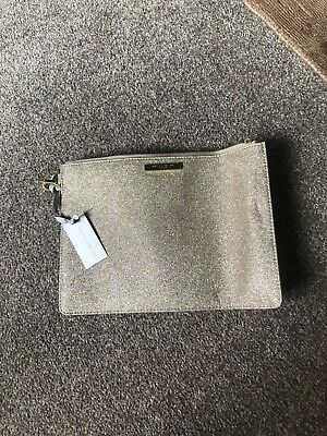 Katie Loxton Clutch Bag Gold