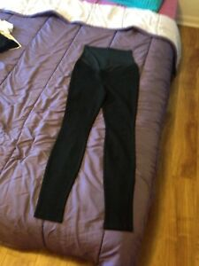 Stork babe maternity jeans in black
