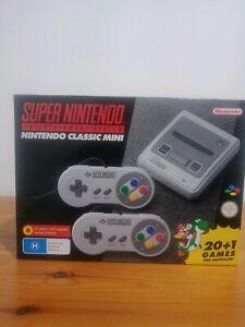 Super Nintendo Mini Classic Console Brand New