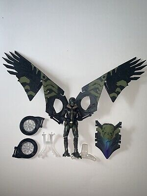 Marvel Legends Spiderman Homecoming Vulture BAF 100% Complete