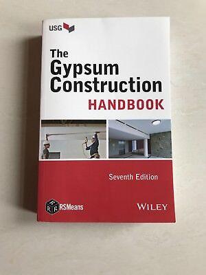 Rsmeans  The Gypsum Construction Handbook By Usg Staff  2014  Paperback