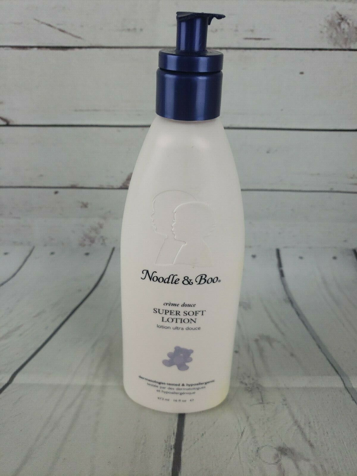 super soft moisturizing lotion for daily baby