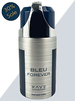 Beautiful Bleu Forever By House of Niche, 250ML, Musk Aroma, Rave Signature