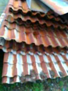 Rustic roofing iron( SOLD pending on pick up) Goodwood Glenorchy Area Preview