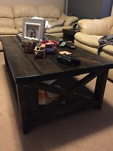 Customer coffee tables