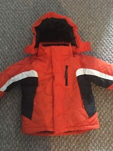 Winter coat for 18 months old boy