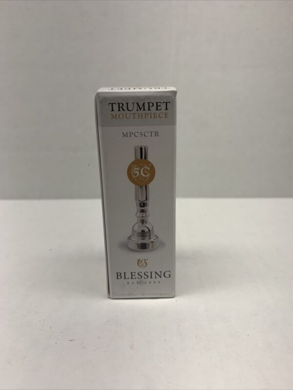 Blessing 5C Trumpet Mouthpiece