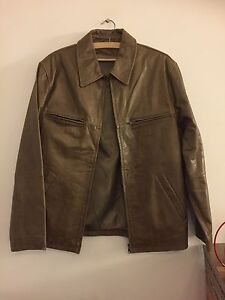 Men's leather jacket Bellevue Hill Eastern Suburbs Preview