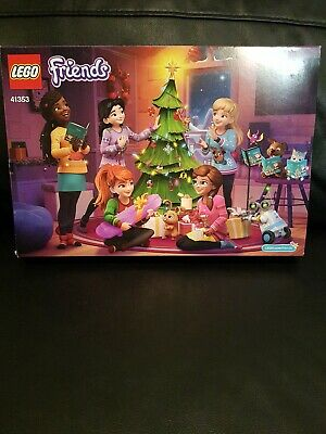 Lego Friends Advent Calendar 2018 41353 New Sealed Minifigures Building Model