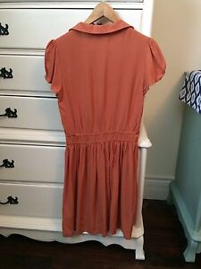 Short sleeve dress size S (mink pink fr urban outfitters) Cambridge Kitchener Area image 3