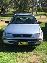 1995 Toyota Corolla - Jan 2017 rego Armidale 2350 Armidale City Preview