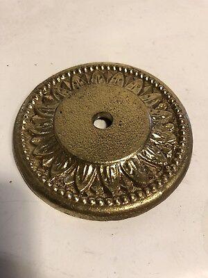 Cast Brass Cap