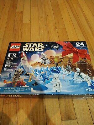 Lego 75246 Star Wars Advent Calendar 2016 Chewbacca Battle Droid Luke Skywalker