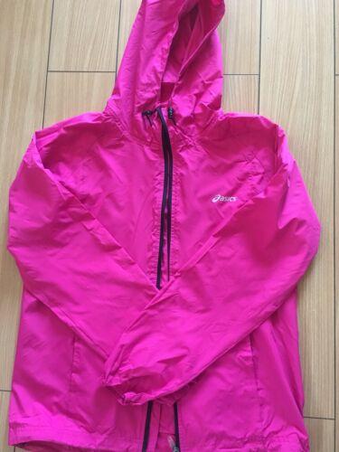 Asics Women's Rain Jacket Size Medium
