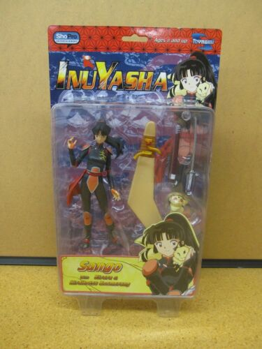 Inuyasha Sango Figure - TOYNAMI Sealed & Unopened From Fresh Case
