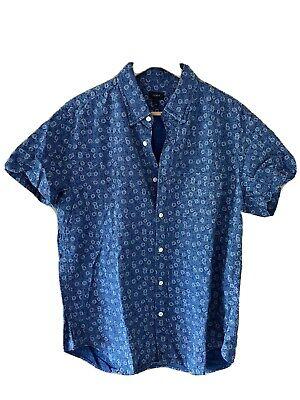 J. Crew Japanese Print Shirt..
