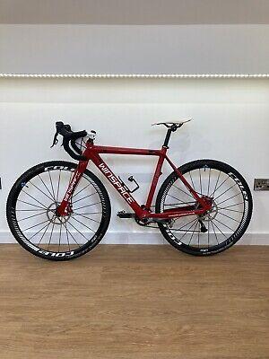 Winspace Cyclo Cross Bike Carbon Size 52cm