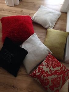 Free cushions x 6. Clean & free Hobartville Hawkesbury Area Preview