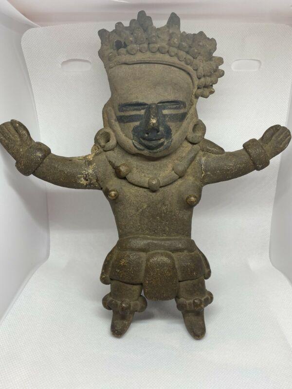 Pre-Columbian - Veracruz, Mexico - Woman figurine