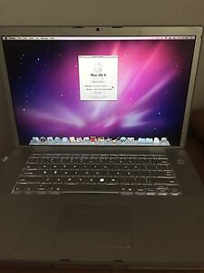 MacBook Pro A1150 (EMC 2101) Early 2006