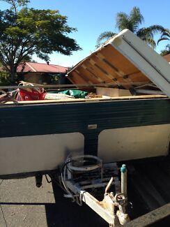 Chesney pop top caravan  Caboolture South Caboolture Area Preview