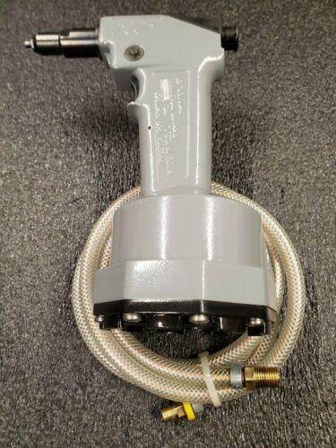 EMHART POP PRG 510A PNEUMATIC BLIND RIVET GUN WITH 6