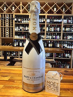 Moet & Chandon Ice Imperial Champagne -- **2 BOTTLES**
